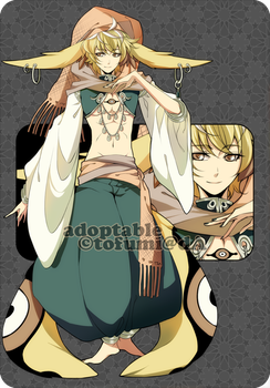Adoptable: Hayal Species 02 [CLOSED] by tofumi