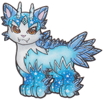 Ice Crystal MEWNIV -- [ CLOSED ] Auction to Adopt by heatbish