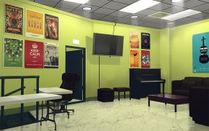 Band Room by anirhapsodist