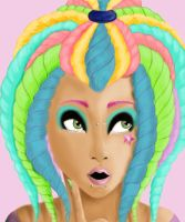 Candy Couture by MusArtem