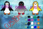 Penguins 2 / Pinguinos 2 (OPEN) (points) by pretor30
