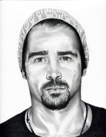 Total Recall  Colin Farrell by TheNightGallery