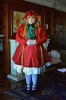 Rozen Maiden - The Fifth by CherryMemories