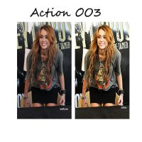 action OO3 by partywitheditions