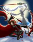 Rwby Red White by HezuNeutral