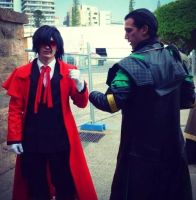 Who's sexier? Alucard or Loki by LON3LYPRINCE86