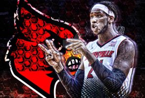 Montrezl Harrell by MT3Graphics