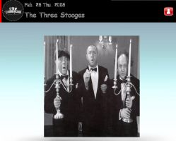 Newcomer The Three Stooges by Zandar13