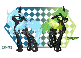 Changeling Adoptables (Closed) by ParfaitPichu