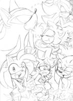 Sonic Doodlezzz : 40 by Narcotize-Nagini