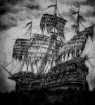Ghost Ship by GiovanniNejar