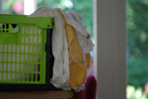 The Laundry... by Trianglis