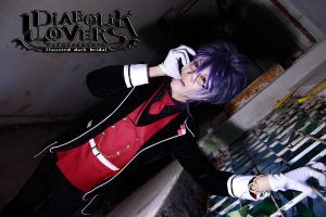 Diabolik Lovers - Sakamaki Reiji by Xeno-Photography