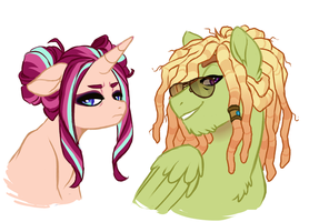 Trash Babies by Lopoddity
