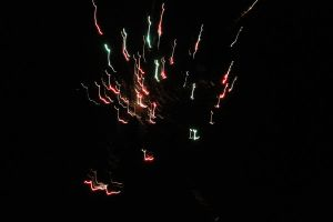 fireworks on a black background by Luba-Lubov-13