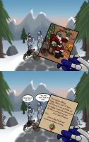 Happy Winter Veil, Aldercy by Timelady-Saxon
