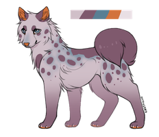 Dog Adoptable open by Phed-adopts