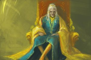 Empire: The old Emperor by MamonnA
