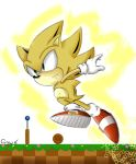 Clasic Super Sonic by Qqwx