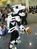 Liger Zero at Anime Expo 2013 2 by MidnightLiger0