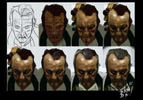 Old Guy Process by 2BeanSoup