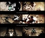 Darksiders II 2D Cinematic Art Sampling by poojipoo