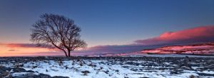 Malham - A Winters View by faceonimages