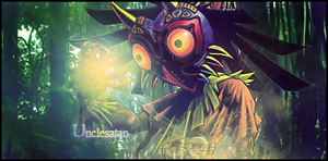 Skull Kid Signature by Unclesatan