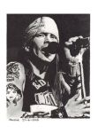 Axl Rose Graphite by jonsink