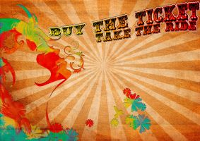 Buy the ticket, take the ride by DanielGliese