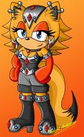 Request: Aztec the Kangaroo by Robie-Chan