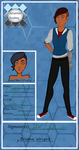 Gabriel - Brookview Academy by NerdNations