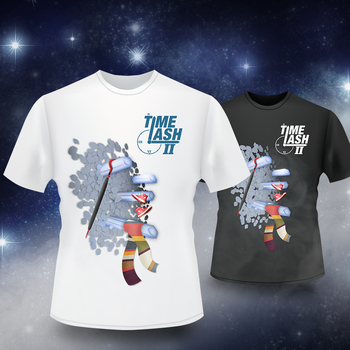 Doctor Who - TimeLash (2016) Shirt Contest by TheManthei