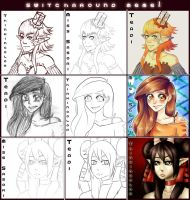 Switcharound Meme by Thinkincolor