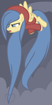 Azi in the Clouds by SapphireShoelacesXD
