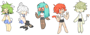 (CLOSED)$1.50 ADOPTS!!!! by BottleIt