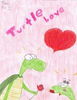Turtle Love by Muffinlover411