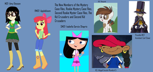 MCF-The New Members by GamerGirl14