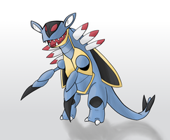 Armaldo - Pokemon types challenge #2