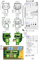 HTF style tutorial SAI by H-T-F