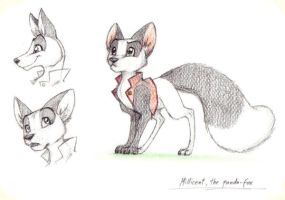 Millicent by Penguinity