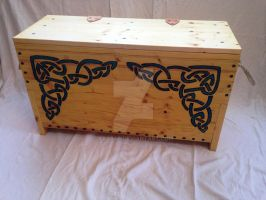 Viking Chest by xrabas