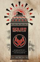 the Aztec cans by ALSQUAD