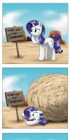 Tumbleweed rarity by otakuap