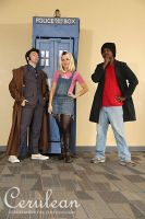 Doctor Who Photoshoot: New 2nd Series by StrangeStuffStudios