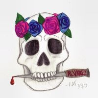 Tattoo design 1 by wolvenwillow