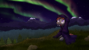 Watching the sky by moemneop