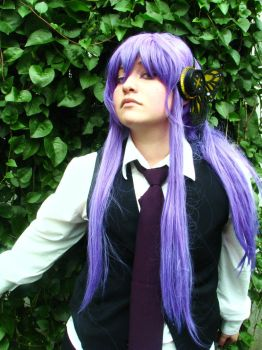 Vocaloid....Gakupo by blacky-cosplay