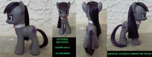 Custom Octavia by janiceghosthunter