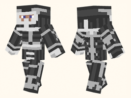 Crysis Battlesuit (Steve) - Minecraft Skin by thenick1513